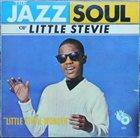 STEVIE WONDER The Jazz Soul of Little Stevie album cover