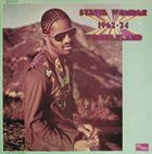 STEVIE WONDER Wonderland: 1963-1974 album cover