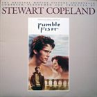 STEWART COPELAND Rumble Fish (Original Motion Picture Soundtrack) album cover
