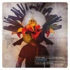 STICK MEN Stick Men featuring David Cross : Panamerica - Live in Latin America album cover
