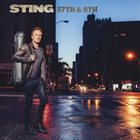 STING 57TH & 9TH album cover