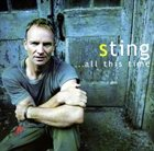 STING ...All This Time album cover