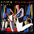 STING Bring On the Night album cover
