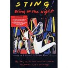 STING — Bring On The Night album cover