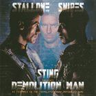 STING Demolition Man album cover