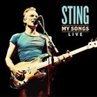 STING My Songs - Live album cover