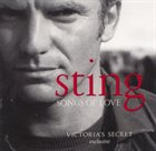 STING Songs of Love (Victoria's Secret Exclusive) album cover