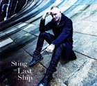 STING The Last Ship album cover