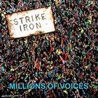 STRIKE IRON Millions of Voices album cover
