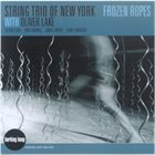 STRING TRIO OF NEW YORK String Trio Of New York With Oliver Lake : Frozen Ropes album cover