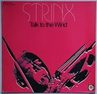 STRINX Talk To The Wind album cover