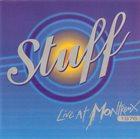 STUFF Live at Montreux 1976 album cover