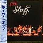 STUFF Live Stuff album cover