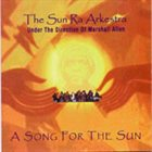 SUN RA A Song For The Sun album cover