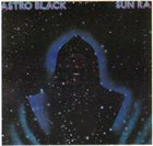 SUN RA Astro Black album cover