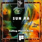 SUN RA Calling Planet Earth album cover