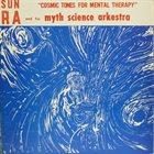SUN RA Cosmic Tones For Mental Therapy album cover