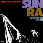 SUN RA Destination Unknown album cover
