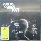 SUN RA Egypt 1971 album cover