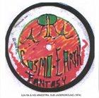 SUN RA The Sun Ra Arkestra : Temple U (Sub Underground) (aka Cosmo-Earth Fantasy) album cover