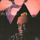 SUN RA Live at Montreux Album Cover