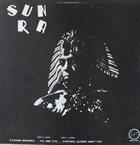 SUN RA Sun Ra & His Cosmo Swing Arkestra : Live At Montreux album cover