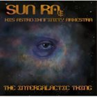 SUN RA Sun Ra & His Astro-Ihnfinity Arkestra : The Intergalactic Thing album cover