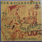 SUN RA Sun Ra And His Intergalactic Research Arkestra : The Invisible Shield album cover