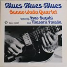 SUNAO WADA Blues Blues Blues album cover