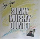 SUNNY MURRAY Aigu-Grave album cover