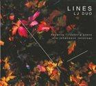 SUSANNA LINDEBORG LJ Duo :  Lines album cover