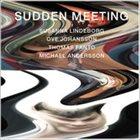 SUSANNA LINDEBORG Sudden Meeting album cover