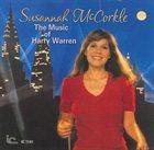 SUSANNAH MCCORKLE The Music of Harry Warren album cover
