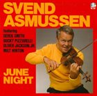 SVEND ASMUSSEN June Night album cover
