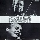 SVEND ASMUSSEN Two of a Kind album cover