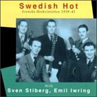 SVENSKA HOTKVINTETTEN Svenska Hotkvintetten 1939-1941 album cover