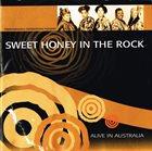 SWEET HONEY IN THE ROCK Alive In Australia album cover