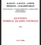 SYLVAIN KASSAP Ascension, Tombeau De John Coltrane album cover