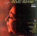 SYLVIA SYMS Sylvia Syms Sings album cover