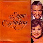 SYLVIA SYMS Syms by Sinatra album cover