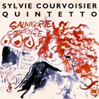 SYLVIE COURVOISIER Sauvagerie Courtoise album cover