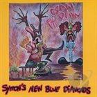 SYMON'S NEW BLUE DIAMONDS Cram It Down album cover