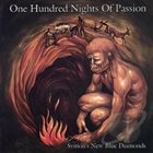 SYMON'S NEW BLUE DIAMONDS One Hundred Nights Of Passion album cover