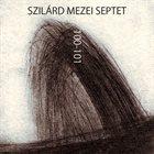 SZILÁRD MEZEI 100-101 album cover