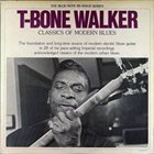 T-BONE WALKER Classics of Modern Blues album cover