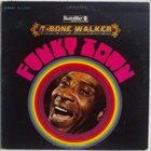 T-BONE WALKER Funky Town album cover
