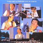 T-SQUARE '野音で遊ぶ' Live in Tokyo album cover