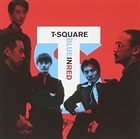 T-SQUARE Blue in Red album cover