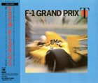 T-SQUARE F-1 Grand Prix album cover