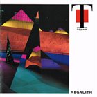 T-SQUARE Megalith album cover